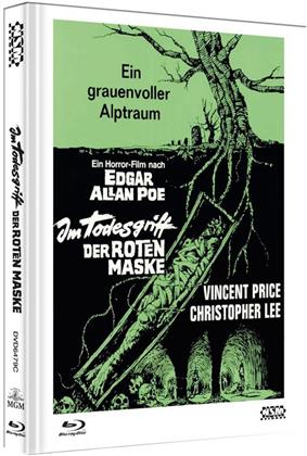 Im Todesgriff der roten Maske (1969) (Cover C, Limited Edition, Mediabook, Blu-ray + DVD)