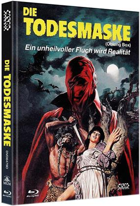 Im Todesgriff der roten Maske (1969) (Cover D, Limited Edition, Mediabook, Blu-ray + DVD)