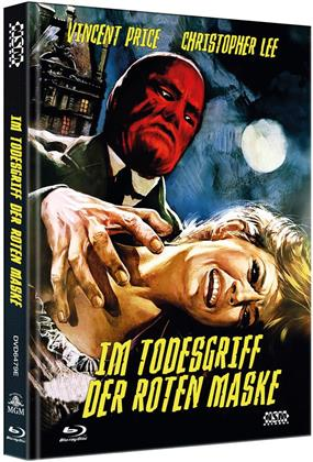 Im Todesgriff der roten Maske (1969) (Cover E, Limited Edition, Mediabook, Blu-ray + DVD)