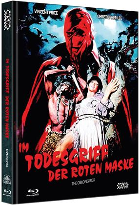 Im Todesgriff der roten Maske (1969) (Cover A, Limited Edition, Mediabook, Blu-ray + DVD)