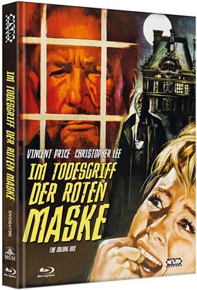 Im Todesgriff der roten Maske (1969) (Cover B, Limited Edition, Mediabook, Blu-ray + DVD)