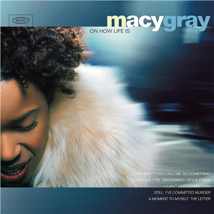 Macy Gray - On How Life Is (2019 Reissue, Music On Vinyl, Colored, LP)