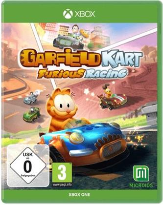 Garfield Kart - Furious Racing