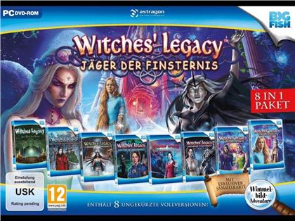 Witches' Legacy - Jäger der Finsternis - 8in1 Bundle
