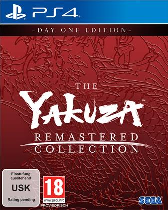 The Yakuza Remastered Collection - Day 1 Edition (Day One Edition)