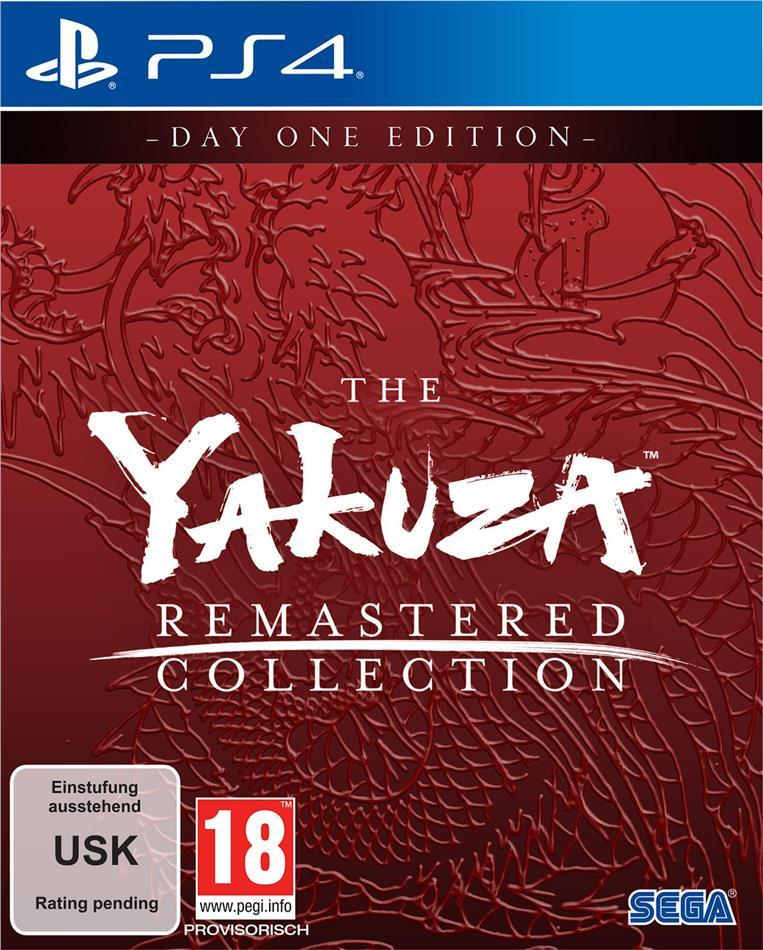 The Yakuza Remastered Collection (Day One Edition)