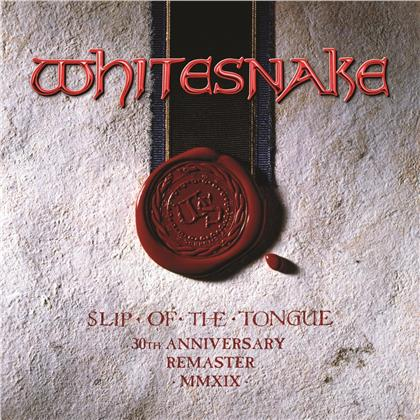 Whitesnake - Slip Of The Tongue (Super Deluxe Edition, 2019 Reissue, Boxset, CD + DVD)
