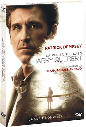 La verità sul caso Harry Quebert - Miniserie (2018) (4 DVD)