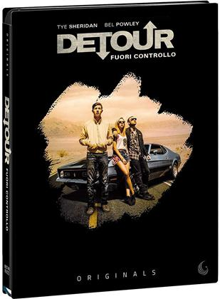 Detour - Fuori controllo (2016) (Originals, Blu-ray + DVD)