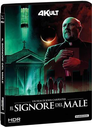Il signore del male (1987) (4Kult, 4K Ultra HD + Blu-ray)