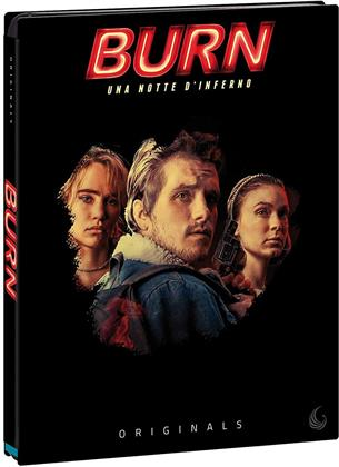 Burn - Una notte d'inferno (2019) (Originals, Blu-ray + DVD)