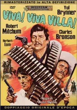 Viva! Viva Villa! (1968) (Western Classic Collection, Doppiaggio Originale D'epoca, HD-Remastered)