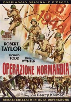 Operazione Normandia (1956) (War Movies Collection, Doppiaggio Originale D'epoca, HD-Remastered)