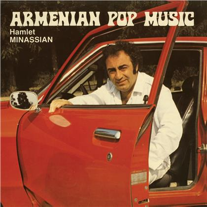 Hamlet Minassian - Armenian Pop Music (LP)