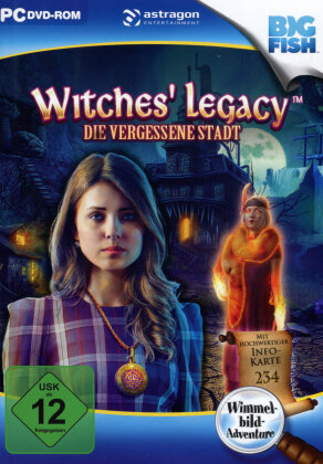 Witches' Legacy - Die vergessene Stadt - BIG FISH