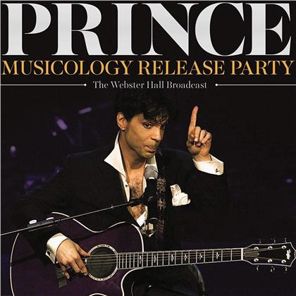Prince - Musicology Release Party