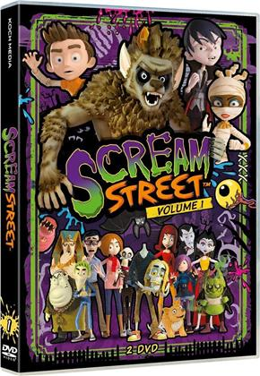 Scream Street - Vol. 1 (2 DVDs)