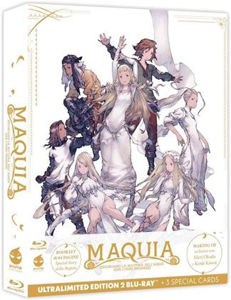Maquia (2018) (UltraLimited Edition, 2 Blu-ray)