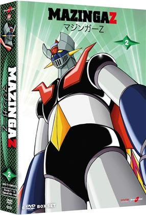 Mazinga Z - Vol. 2 (6 DVDs)