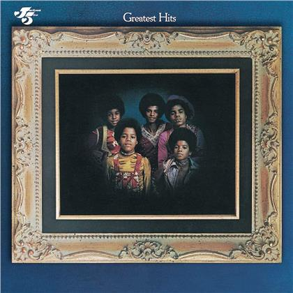 Jackson 5 - Greatest Hits (Quad Mix) (LP)