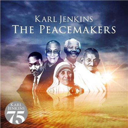 Sir Karl Jenkins (*1944) & London Symphony Orchesta - Peacemakers (2019 Reissue, Decca)