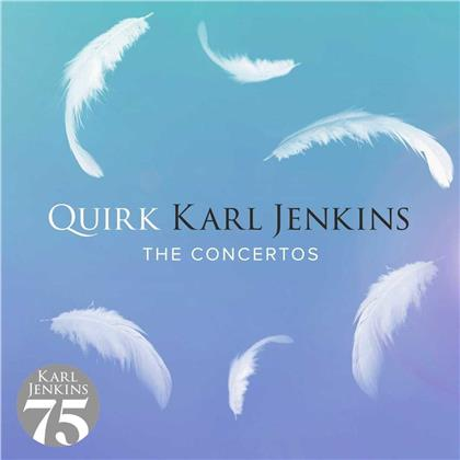 Sir Karl Jenkins (*1944) & London Symphony Orchestra - Quirk - The Concertos (2019 Reissue, Decca)