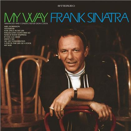 Frank Sinatra - My Way (Capitol Records, 50th Anniversary Edition, LP)