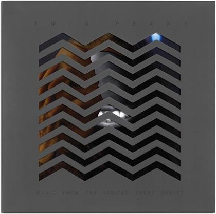 Twin Peaks: Music From Limited Event Series - OST (2 LPs)