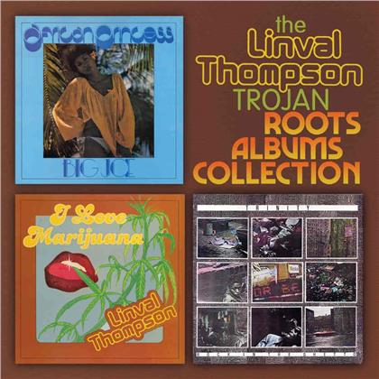 The Linval Thompson Trojan Roots Album Collection (2 CDs)