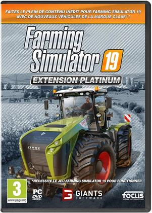 Farming Simulator 19 - Extension Platinum
