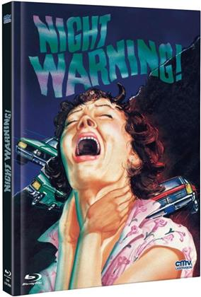 Night Warning (1982) (Cover A, Edizione Limitata, Mediabook, Uncut, Blu-ray + DVD)