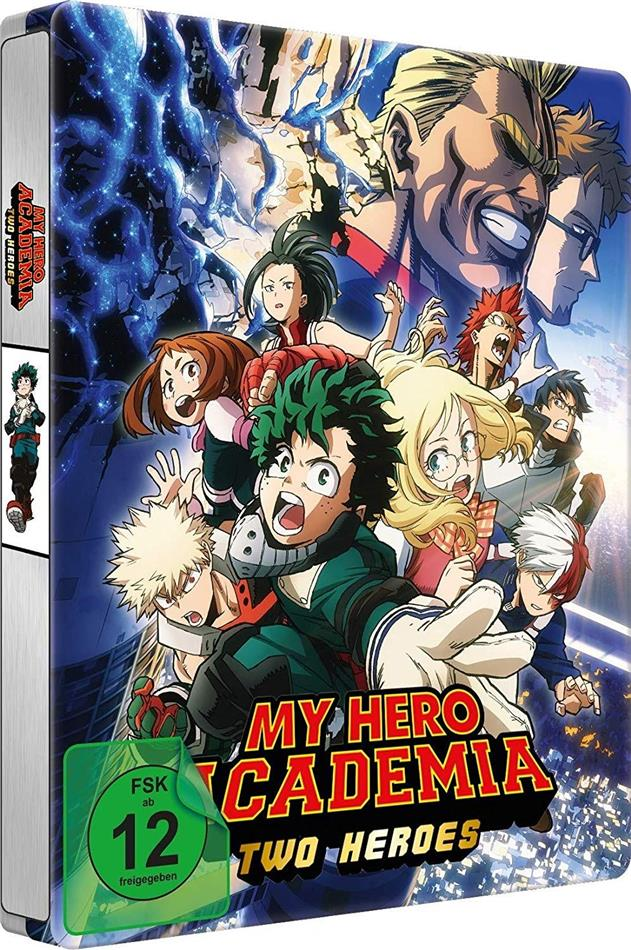 My Hero Academia - Two Heroes (2018) (Limited Edition, Steelbook)