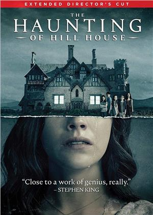 The Haunting of Hill House - Season 1 (Director's Cut, Extended Edition, 4 DVDs)