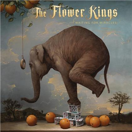 Flower Kings - Waiting For Miracles (2 LPs + 2 CDs)