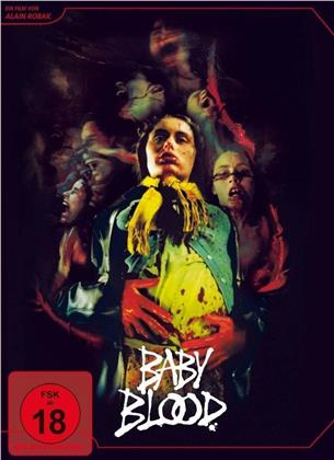 Baby Blood (1990) (Bildstörung, Special Edition, Uncut, 2 DVDs)