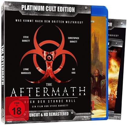 The Aftermath - Nach der Stunde Null (1982) (Platinum Cult Edition, Blu-ray + DVD + CD)