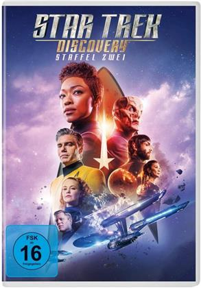 Star Trek Discovery - Staffel 2 (5 DVDs)