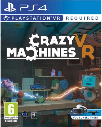 Crazy Machines VR