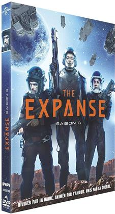 The Expanse - Saison 3 (4 DVDs)
