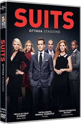 Suits - Stagione 8 (4 DVDs)
