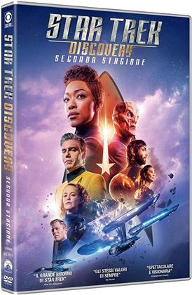 Star Trek Discovery - Stagione 2 (4 DVDs)