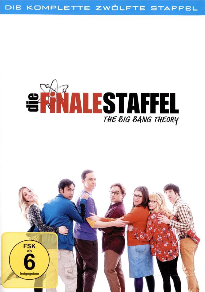 The Big Bang Theory - Staffel 12 - Die finale Staffel (3 DVDs)
