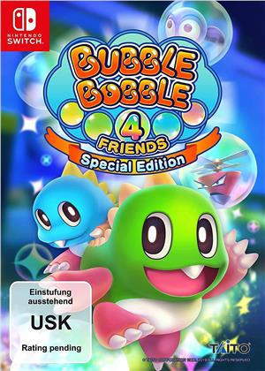 Bubble Bobble 4 Friends (Special Edition)