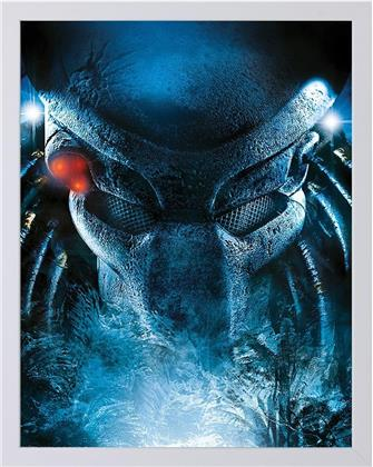 Predator - Face - Framed Limited Edition Numbered Print