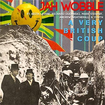 "Jah Wobble - A Very British Coup (12"" Maxi)"