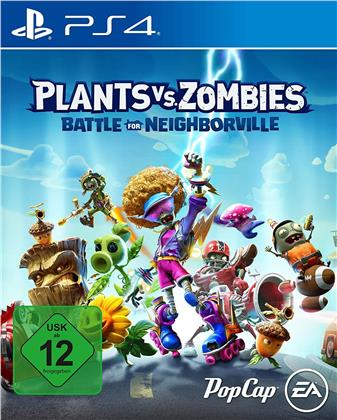 Plants vs Zombies - Battle for Neighborville (German Edition)