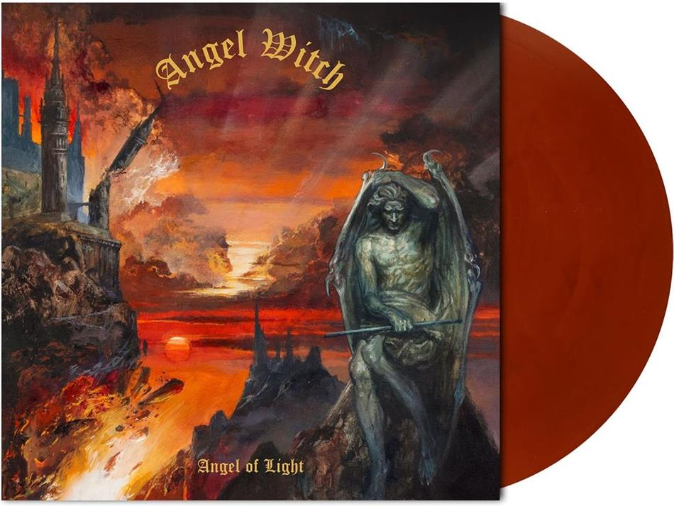 Angel Witch - Angel of Light (Special Edition, LP)