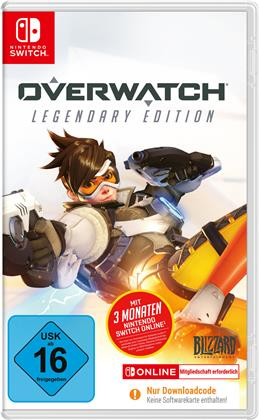 Overwatch - Legendary Edition - (Code in a Box) (German Edition)