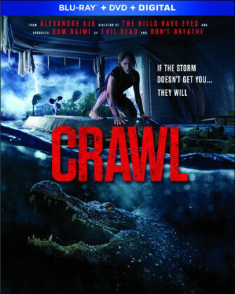 Crawl (2019) (Blu-ray + DVD)