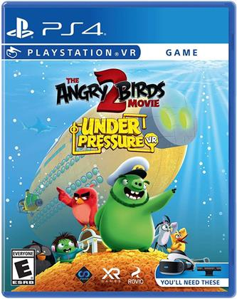 Angry Birds Movie VR